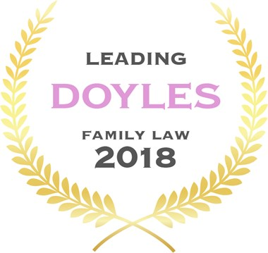 Doyles Guide 2018 Leading Family Law Firm