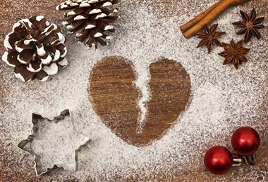 broken heart christmas