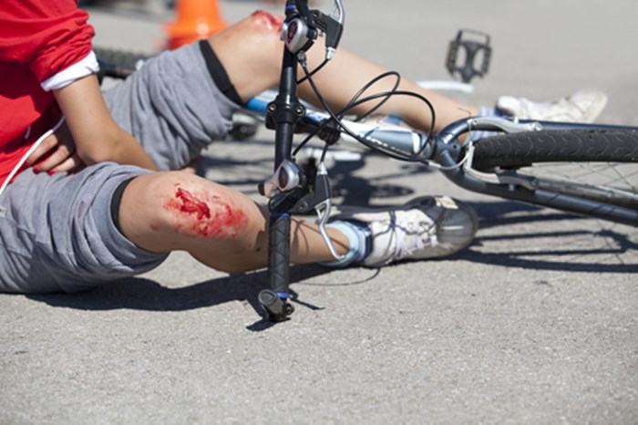 bike injury compensation scheme