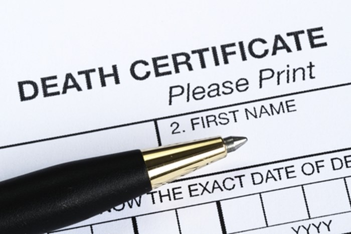 Death certificates: interim v final