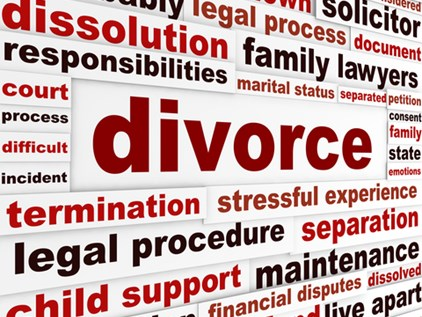 family law and divorce