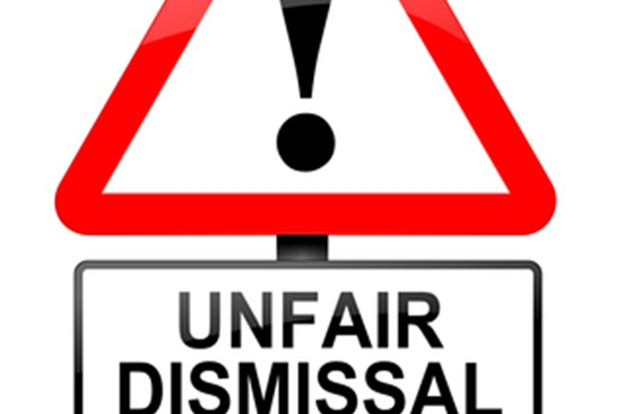 unfair dismissal and employment law