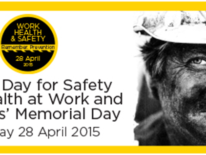 Workers Memorial Day 2015
