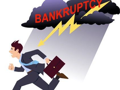 Bankruptcy and claw back provisions