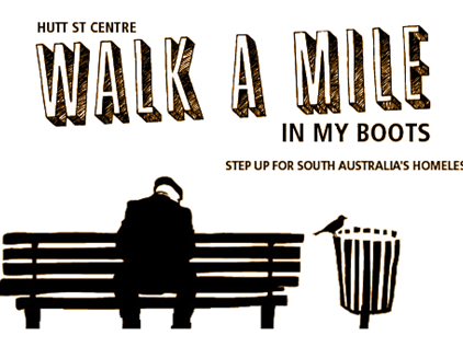 Walk a Mile in My Boots 2016