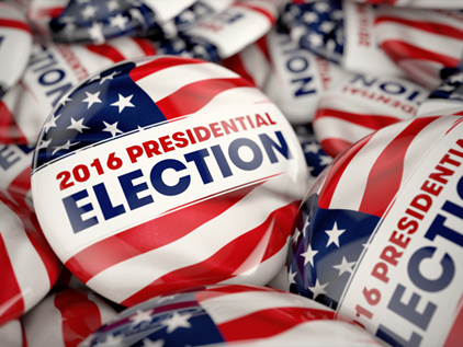 The US presidential election 2016