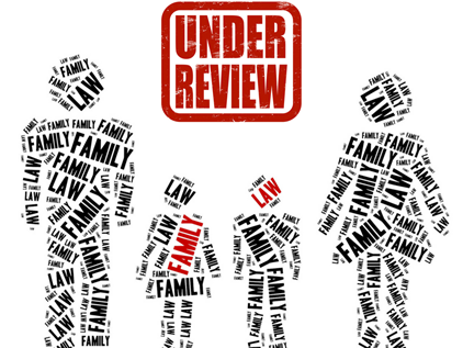 family law under review