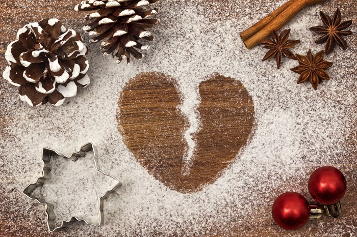 Divorce over the Christmas period